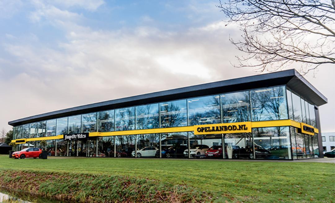 Autobedrijf Jaap de Vries-Gorredijk
